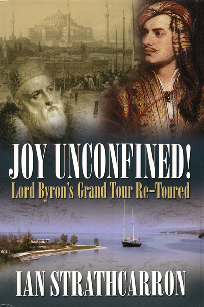Lord Byron's Grand Tour re-Toured