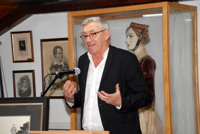 Μια μεγάλη επιτυχία η παρουσίαση του βιβλίου του Βέλγου Φιλέλληνα, J. Jamar