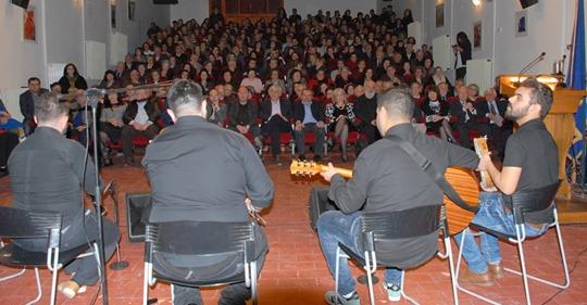 Read more about the article Αφιέρωμα στο Κλέφτικο τραγούδι από την Βυρωνική Εταιρεία Μεσολογγίου