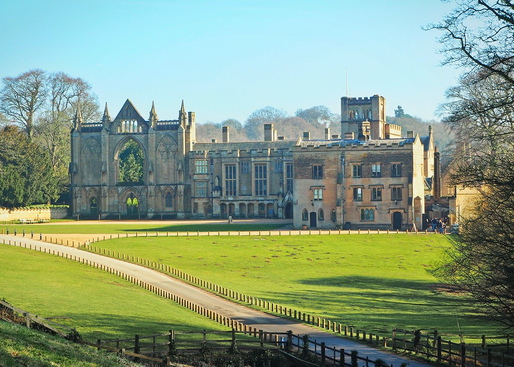 The Newstead Abbey, Byron's ancestral Home!